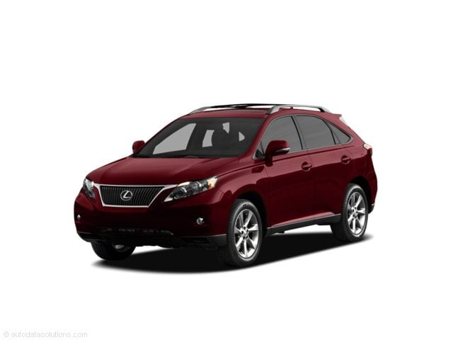 Used 2011 LEXUS RX 350 FWD 4dr SUV For Sale In Houston, TX