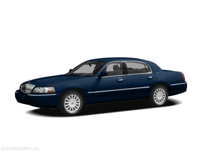 Used 2011 Lincoln Town Car For Sale At Commercial Motor Company