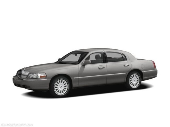 Used 2011 Lincoln Town Car For Sale Billings Mt Vin