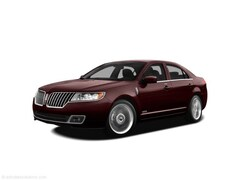 Used 2011 Lincoln MKZ Hybrid Sedan in San Diego