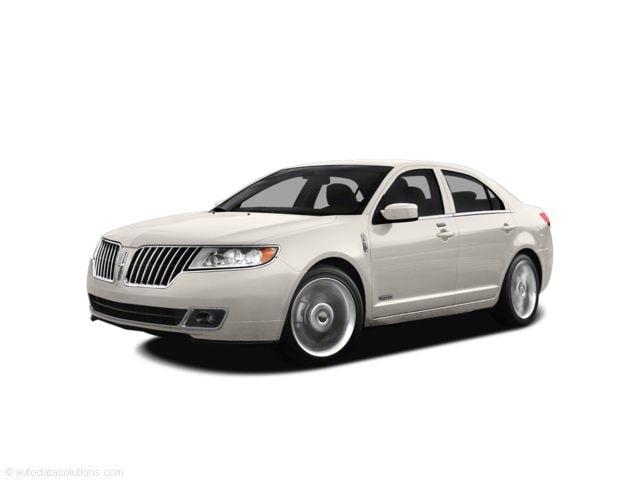 2011 Lincoln MKZ Sedan