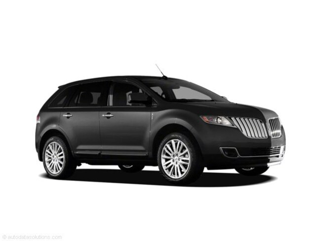 Used 2011 Lincoln Mkx For Sale At Mckinsey Motors Vin