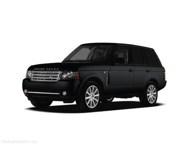 2011 Land Rover Range Rover SC SUV