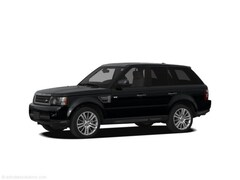 2011 Land Rover Range Rover Sport HSE LUX 4WD  HSE LUX