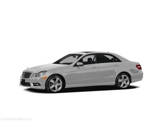 2011 Mercedes-Benz E-Class E 350 4MATIC Sedan
