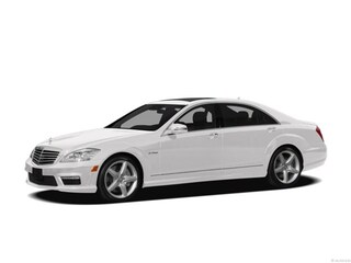 Pre-owned 2011 Mercedes-Benz S-Class S 63 AMG Car Fife, WA