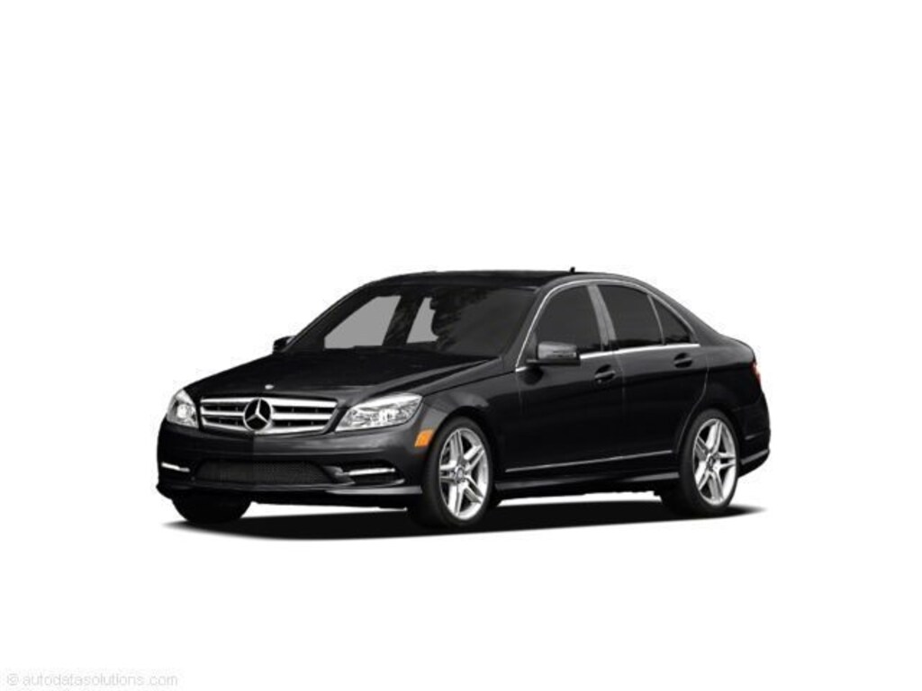 Used 2011 Mercedes-Benz C-Class For Sale at Porsche