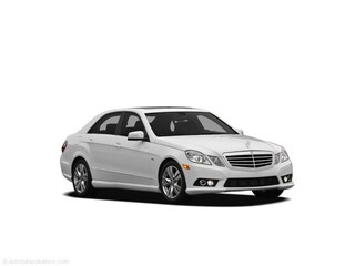 2011 Mercedes-Benz E-Class E 350 Sedan