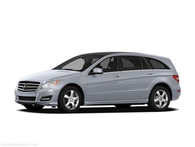 Used 2011 Mercedes-Benz R-Class R 350 4matic SUV in Exeter, NH