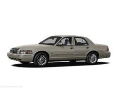 2011 Mercury Grand Marquis LS Sedan