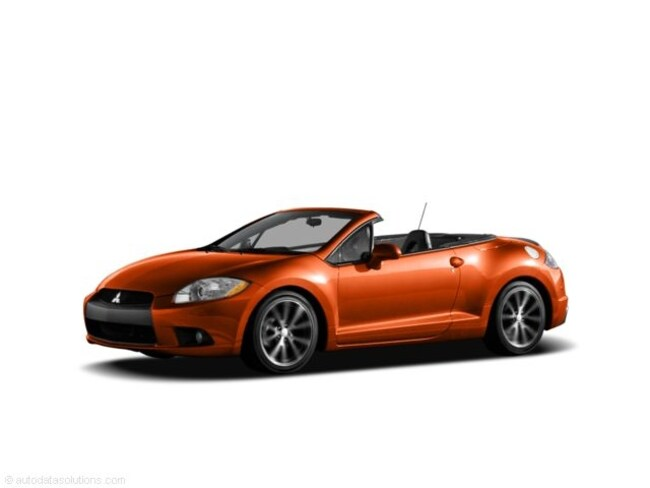 2011 Mitsubishi Eclipse Spyder GS Sport Convertible
