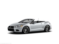 Pre-Owned 2011 Mitsubishi Eclipse Spyder GS Sport Convertible for sale in Lima, OH