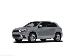 Used 2011 Mitsubishi Outlander Sport SE 2WD  CVT SE JA4AP4AU2BZ023765 for sale in Merrillville, IN at Webb Mitsubishi
