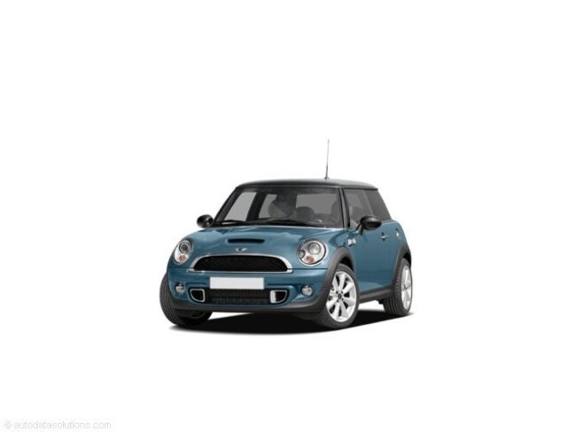 2011 MINI Cooper S Base Hatchback