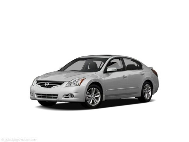 Used 2011 Nissan Altima 25 Sl For Sale Lititz Pa Vin