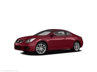 2011 Nissan Altima 3.5 SR 3.5 SR  Coupe CVT