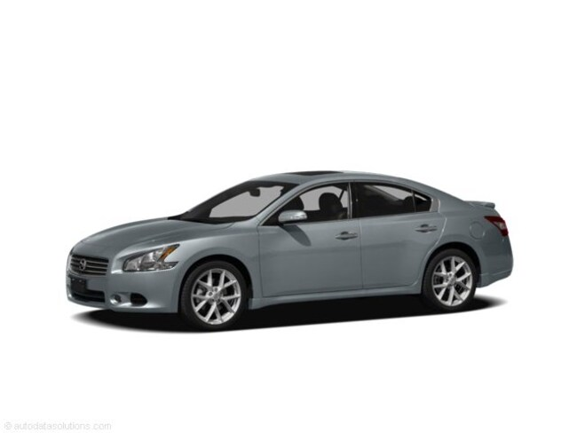 Used 2011 Nissan Maxima 301058a For Sale Darlings Augusta Me