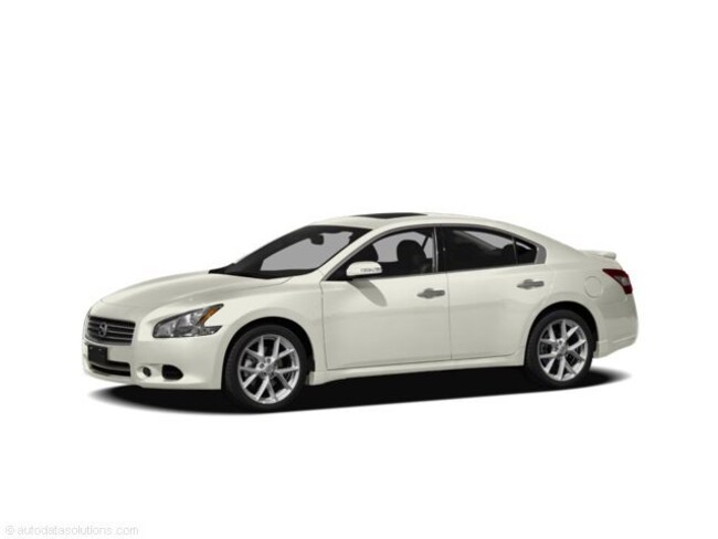 Used 2011 Nissan Maxima 35 Sv For Sale In Newport News Va Vin