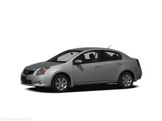 2011 Nissan Sentra 2.0 4dr Sdn I4 CVT Sedan