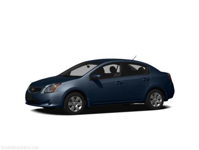 2011 Nissan Sentra 2.0 S Sedan