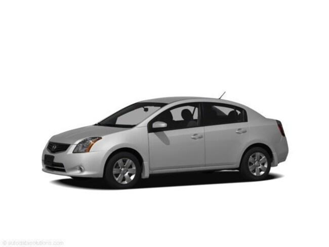 2011 Nissan Sentra 2.0SR Sedan