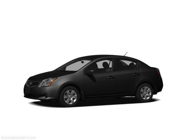 Used 2011 Nissan Sentra 2.0SR Sedan In Waterloo IA