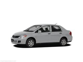 2011 Nissan Versa 1.6 1.6  Sedan 4A