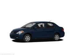 2011 Nissan Versa 1.8 S 4-door Compact Passenger Car