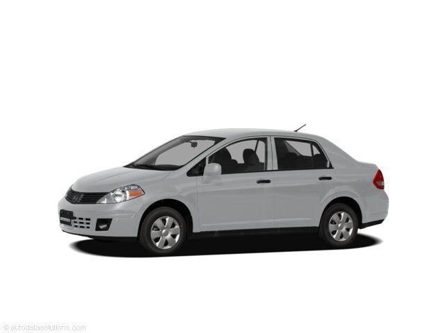 Used 2011 Nissan Versa 1.8 S Sedan McKinney, TX