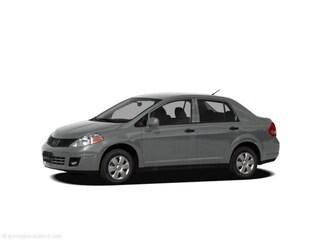 2011 Nissan Versa 1.8 S Sedan