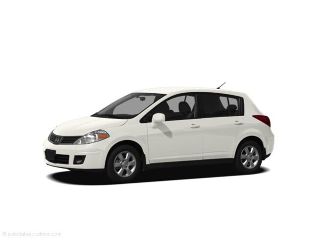 Used 2011 Nissan Versa 1.8S Hatchback in Edinburg, Texas, at Volvo of Edinburg