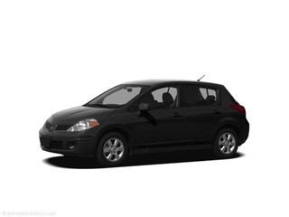 2011 Nissan Versa 1.8S Hatchback