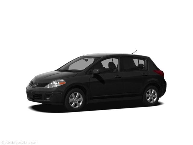 Used 2011 Nissan Versa 1.8 S Hatchback For Sale In Clearwater, FL