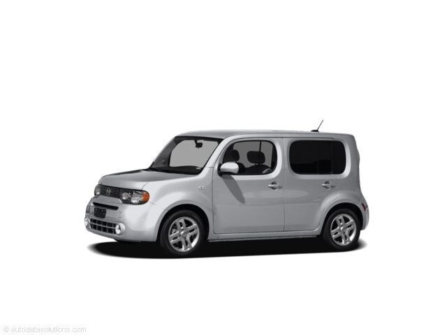 2011 Nissan Cube 1.8 S Wagon
