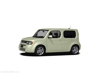 2011 Nissan Cube 1.8S Wagon