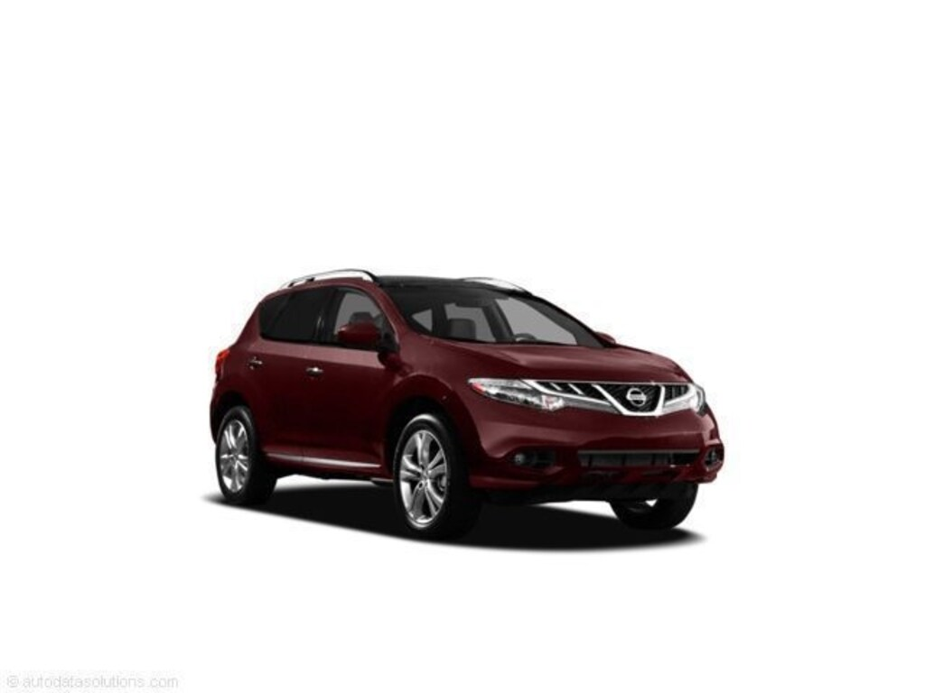 Used 2011 Nissan Murano For Sale at Audi Muskegon | VIN