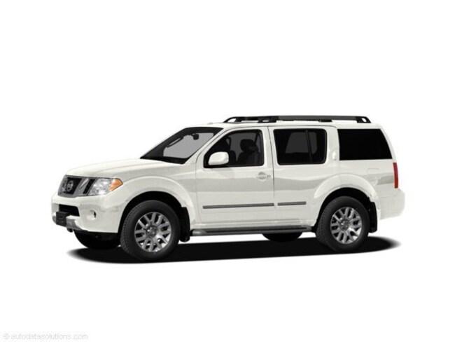 2011 Nissan Pathfinder SV SUV