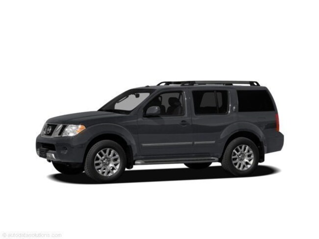 2011 Nissan Pathfinder S SUV