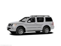 2011 Nissan Pathfinder Silver SUV
