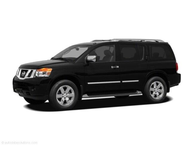 2011 Nissan Armada SV SUV