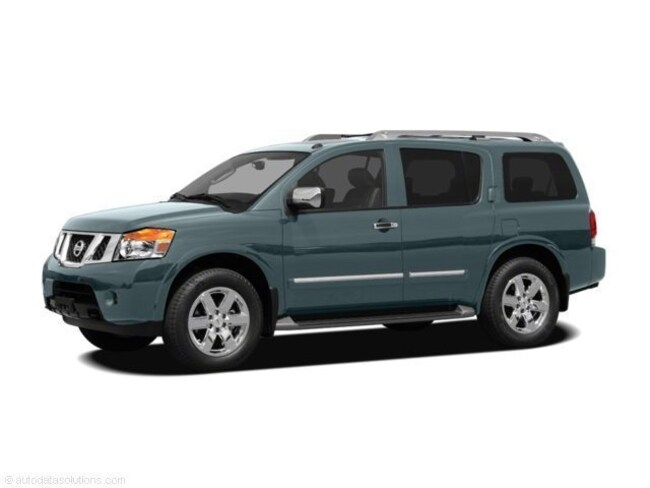 Used 2011 Nissan Armada SV SUV for sale near Greenville, SC