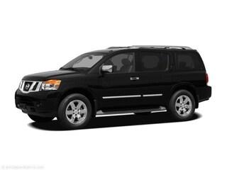 2011 Nissan Armada UP SUV