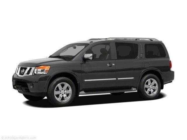 2011 Nissan Armada Platinum 4WD SUV