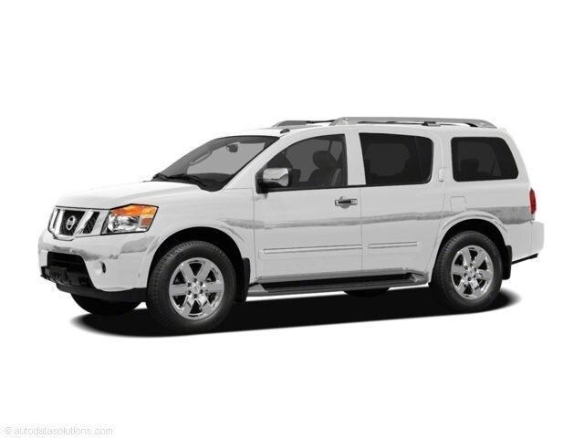 Nice 2011 Nissan Armada SV SUV