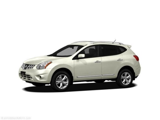 Pre-owned 2011 Nissan Rogue SV SUV for sale in CT