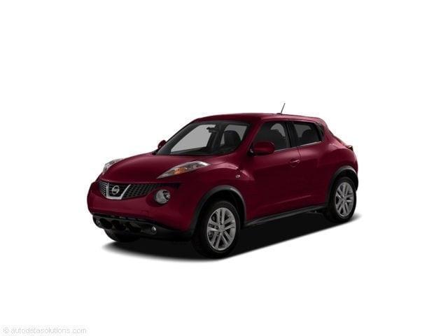 2011 Nissan Juke SV SUV