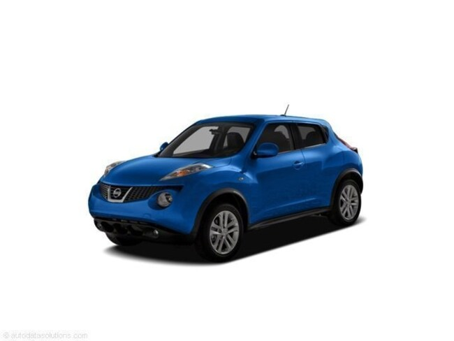 Used 2011 Nissan Juke SL Wagon in Maplewood, MN