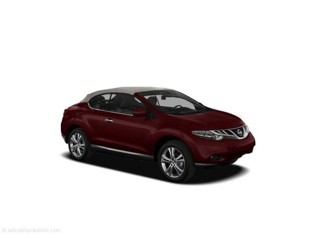 2011 Nissan Murano Crosscabriolet SUV 6