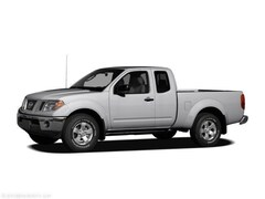 Bargain Used 2011 Nissan Frontier SV Truck King Cab in West Simsbury