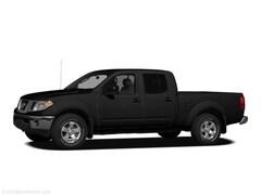 2011 Nissan Frontier Truck Crew Cab